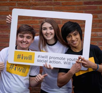 about-#iwill