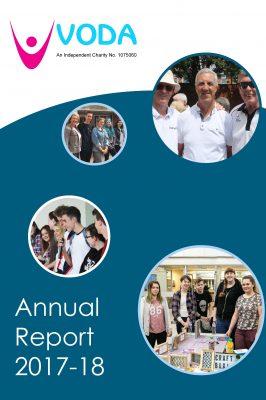 VODA Annual Report 2017-18 1