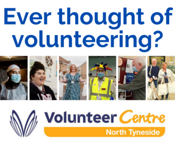 Ever thought of volunteering FB (Facebook Cover)